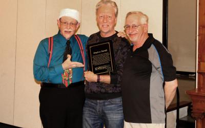 Stephen Bartel: Chordsman of the Year