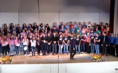 Relive the 2nd annual A Cappella Festival