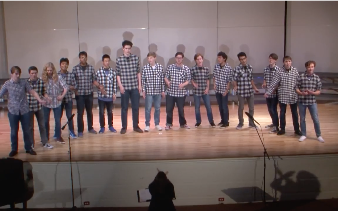 The 3rd Annual A Cappella Festival was a great success!